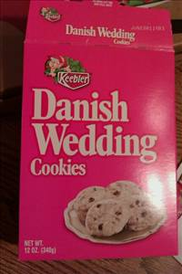 Danish Wedding Cookies.Keebler Danish Wedding Cookies Photo