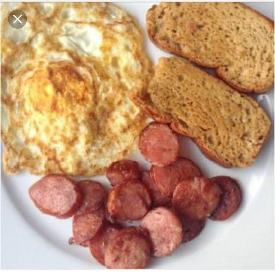 Завтрак Низкоуглеводной Диеты.