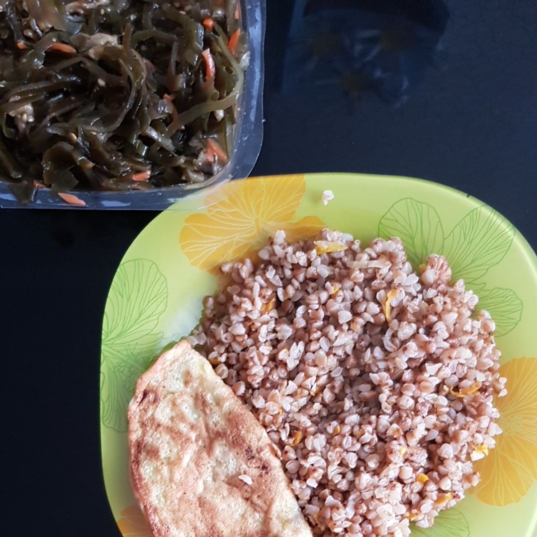 Гречка для похудения салат