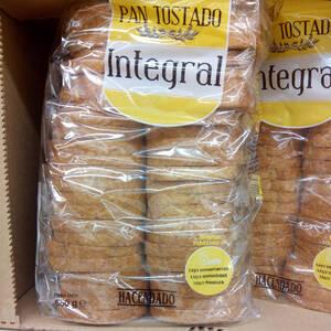 pan integral mercadona calorias