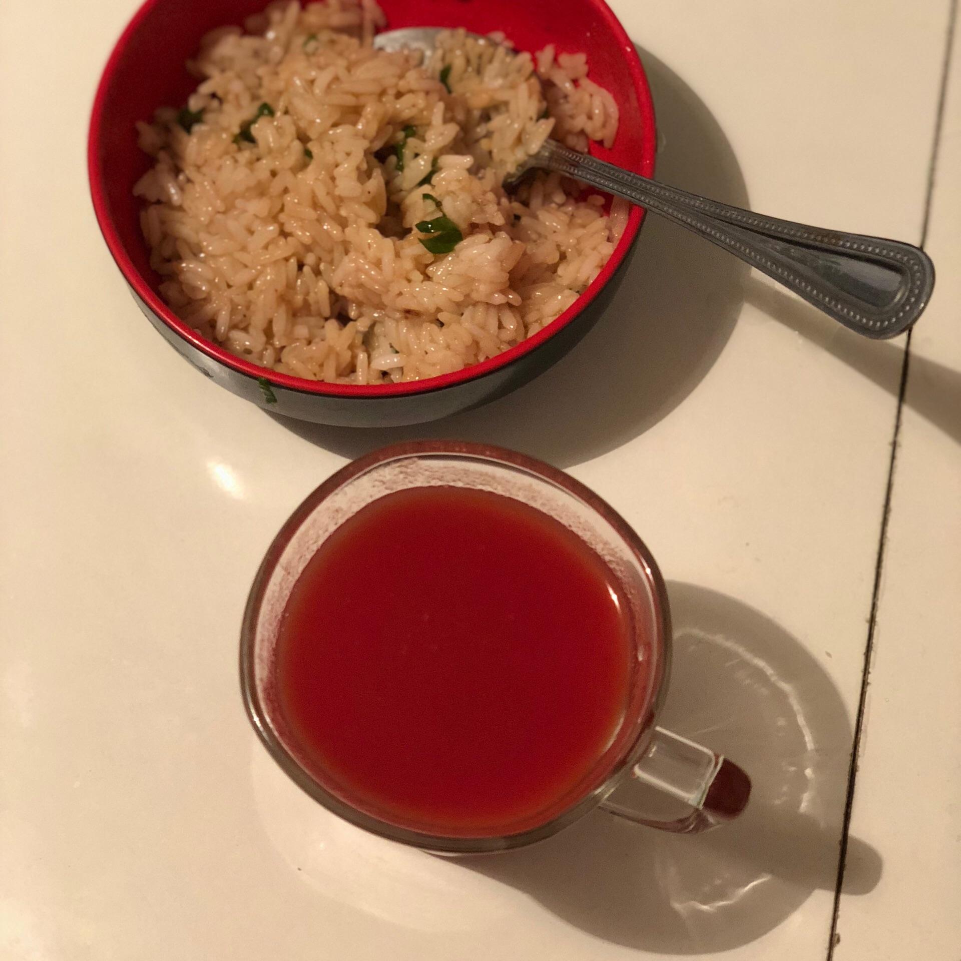 Диета на гречке и томатный сок