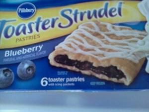 Pillsbury Toaster Strudel Blueberry Photo
