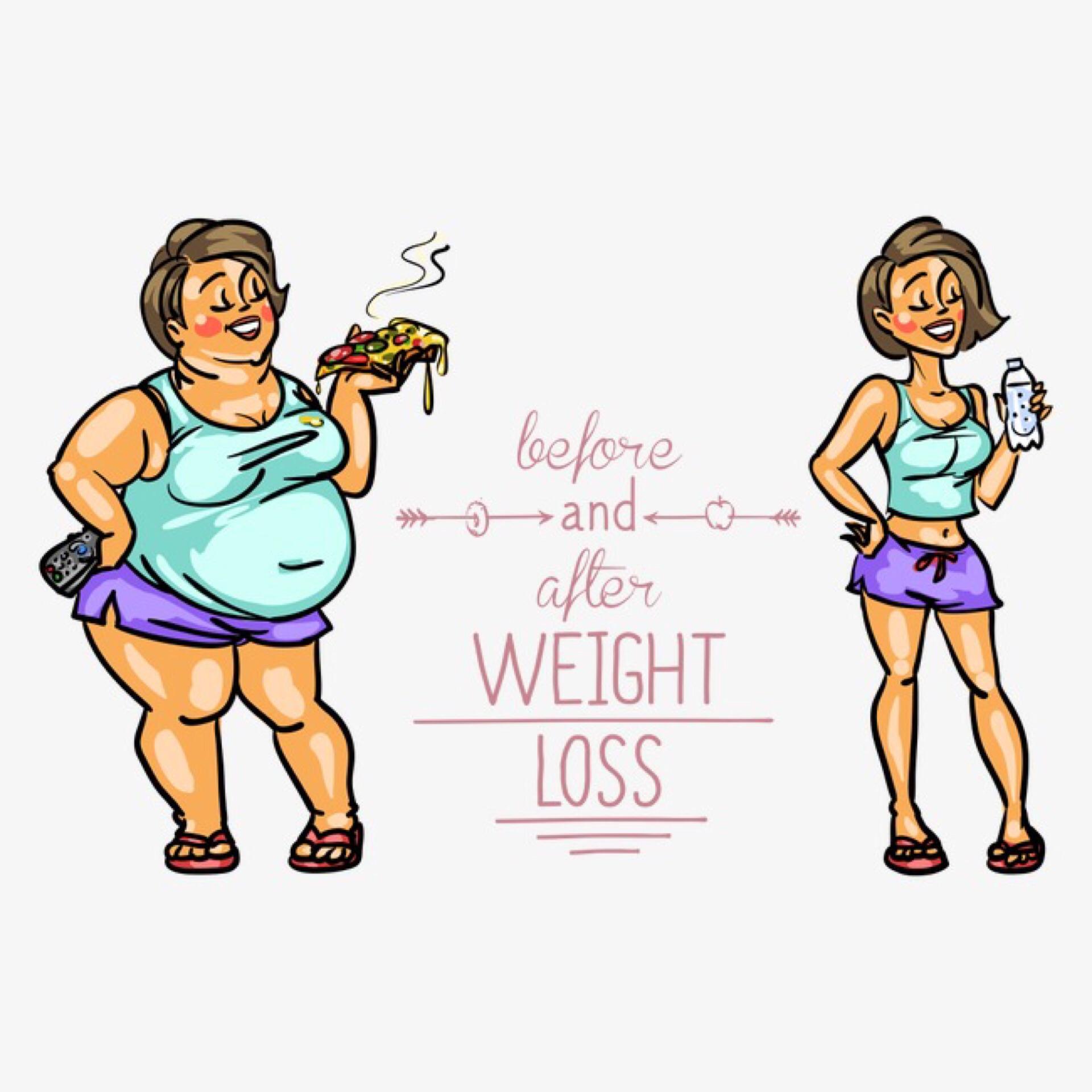 Картинки до после похудения смешные