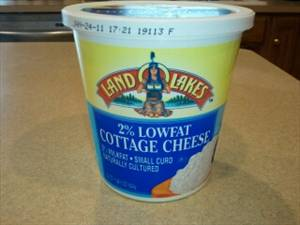 Land O'Lakes 2% Lowfat Cottage Cheese - Photo