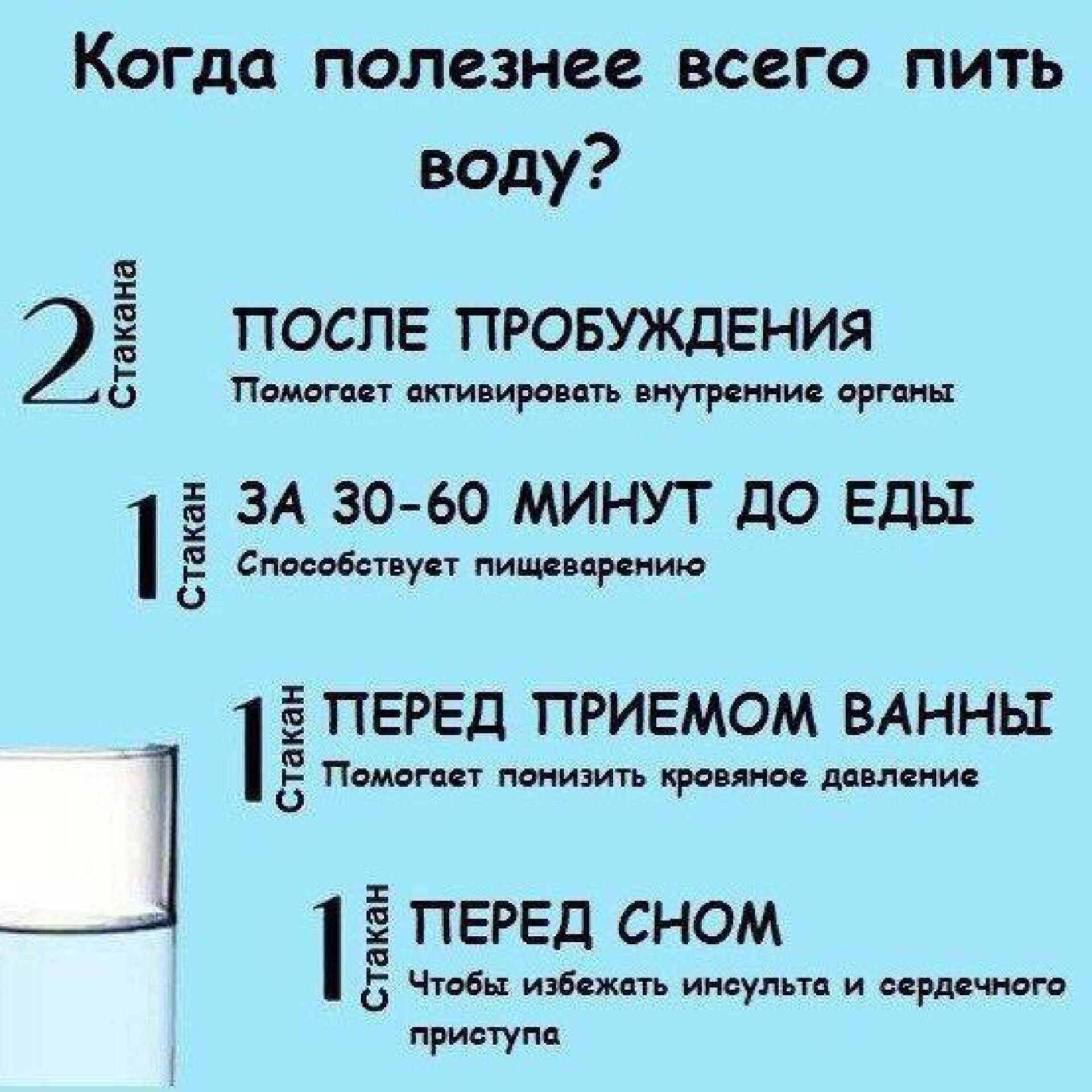 8 стаканов воды в день для похудения фото