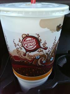 Burger King Diet Coke Large