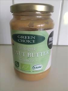 green choice peanut butter