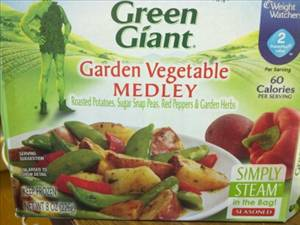 Attirant Green Giant · Simply Steam Garden Vegetable Medley