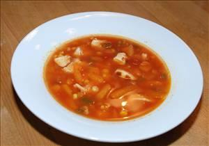 Recipe chicken salsa soup